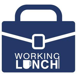 Working lunch logo